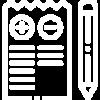 ikonka ołówka i kartki